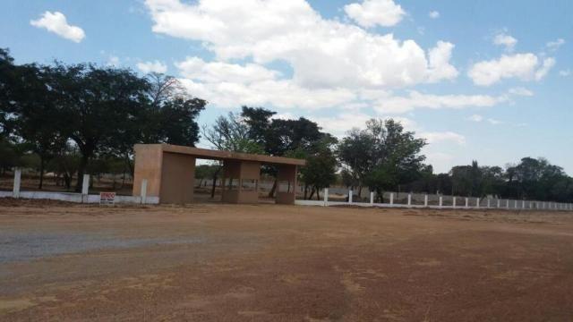 Terreno residencial à venda, Área Rural, Palmas.
