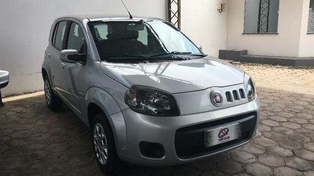 Fiat Uno Vivace 1.0 15/16 /SA Veículos!