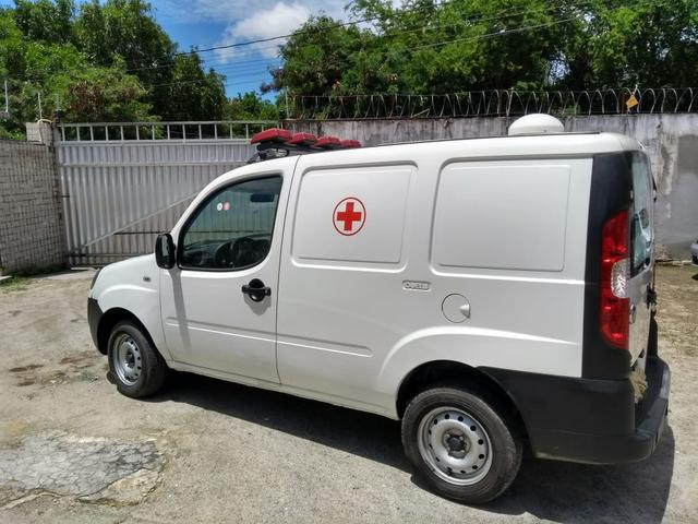 Ambulância Doblò 2016 - Foto 4