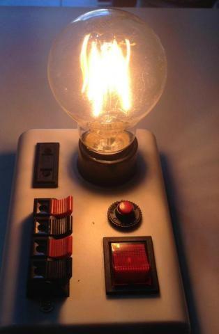 Lampada Led Filamento (promoção) - Foto 2