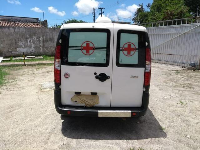 Ambulância Doblò 2016 - Foto 3
