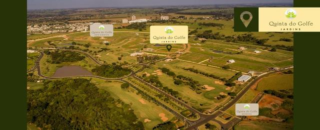 Terreno à Venda Quinta do Golfe Jardins - Direto c/ Loteador - Foto 2