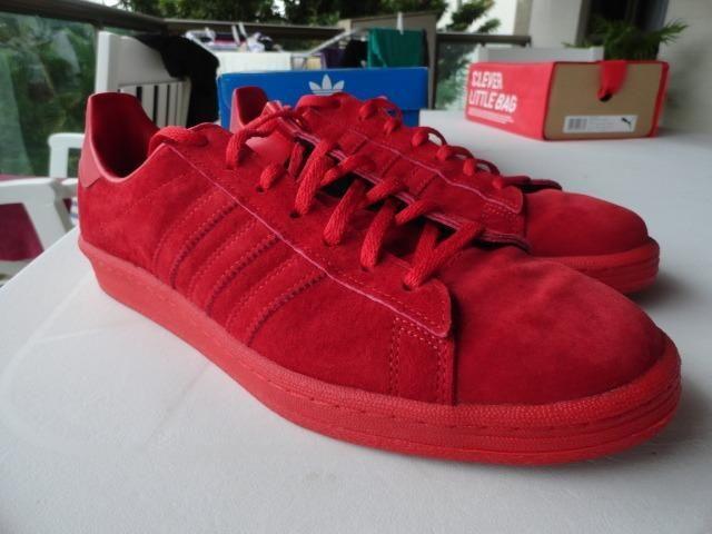 f21ec0afd7a Tênis Adidas Originals Campus 80s Modelo M20929