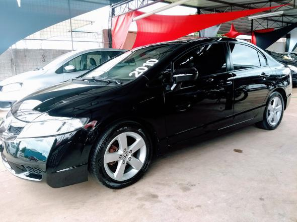 Honda Civic Sedan LXS 1.8/1.8 Flex 16V Aut. 4p - Foto 3