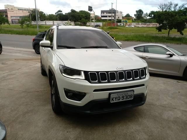 Jeep Compass Sport 2 0 4x2 Flex 16v Aut 2018 571458510 Olx
