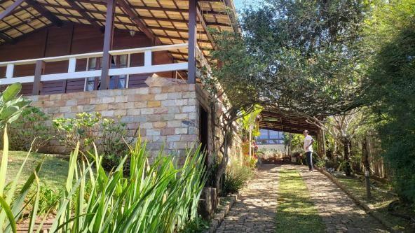 Casa em condomínio à venda, 2 quartos, 5 vagas, aconchego da serra - itabirito/mg - Foto 19