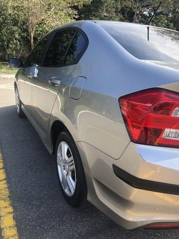 Honda City DX 1.5 cambio mecânico - 69.000 kM - Único Dono - 2013 - Foto 9