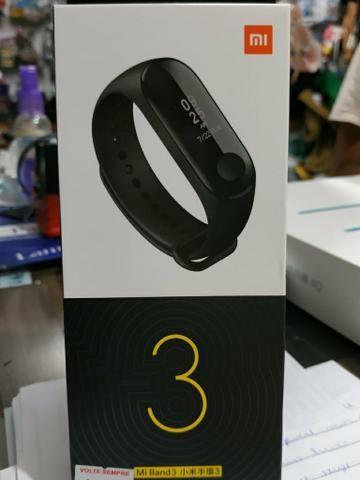 Xiaomi mi Band 3 SmartBand + 1 pulseira extra