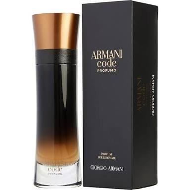 Perfume Armani Code Profumo 60ml
