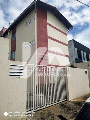 Kitnet (Aluguel-Condomínio-IPTU-Água-Luz) - Nova Parnamirim