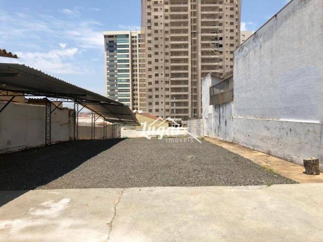 Terreno para alugar, 485 m² por R$ 2.200/mês - Centro - Marília/SP - Foto 4