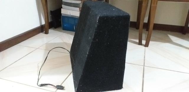 Caixa de som para veículo 12' para grave - Foto 4