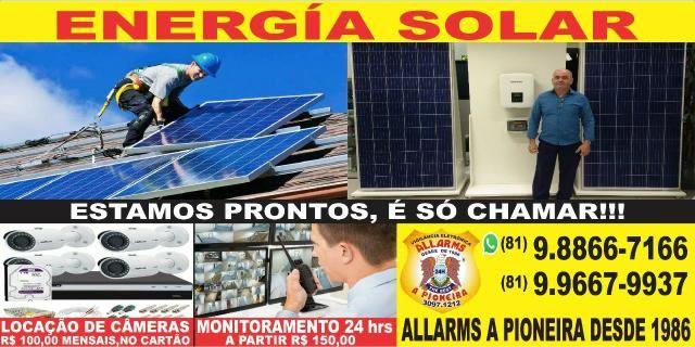 Energia solar, estamos prontos é só chamar! - Foto 2