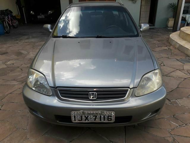Honda Civic ex 1.6 2000 - Foto 2