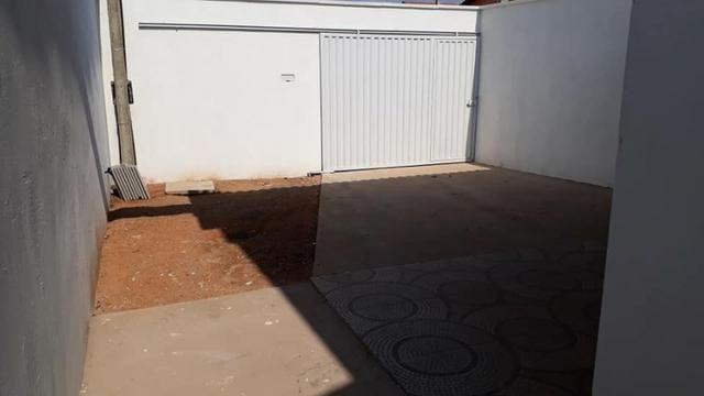 Linda Casa Nova Financia 2/4 Sendo 1 Suíte Na Laje Casa Individual Frente Pra Sombra - Foto 12