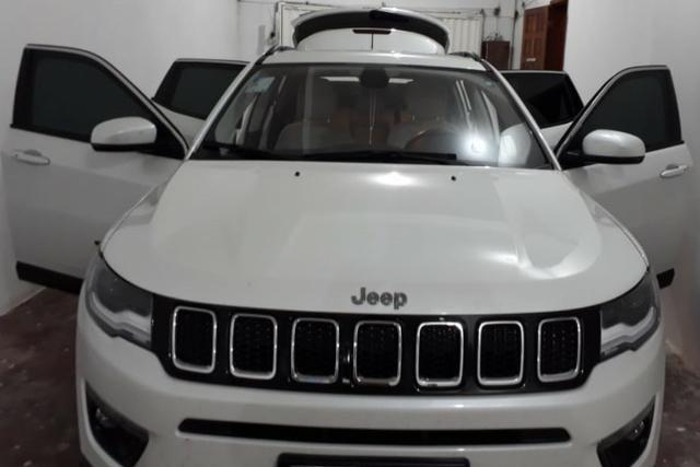 Jeep Compass Longitude Flex 2.0 4x2 17.500 km - Foto 5