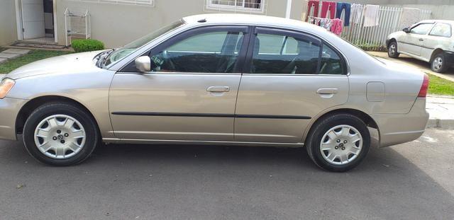 Honda civic seda lx 1.7 - Foto 6