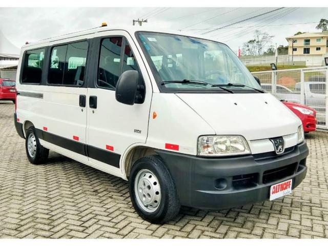 Peugeot Boxer Minibus - Foto 2
