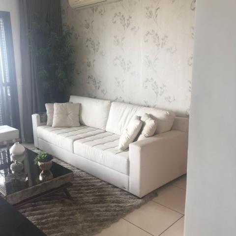 278 - goiabeiras tower - apartamento padrão 125m² com área gurmet completa - Foto 4