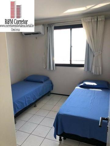 Apartamento por Temporada no Mucuripe em Fortaleza-CE (Whatsapp) - Foto 12