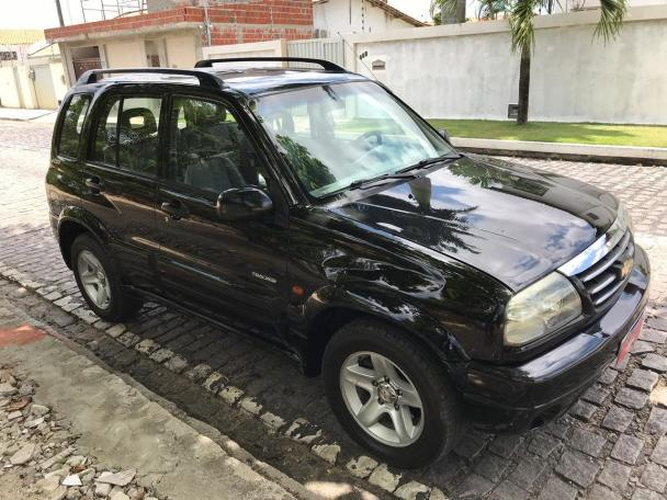 Chevrolet tracker 2008/2008 2.0 4x4 16v gasolina 4p manual - Foto 3