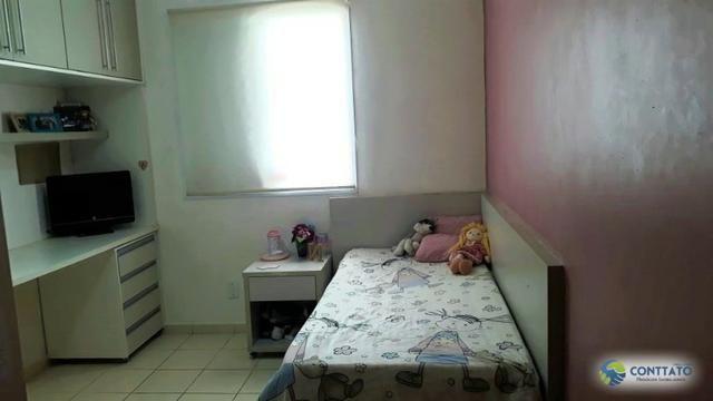 Casa térrea com 3 quartos sendo uma suite, condomínio rio coxipo - Foto 11