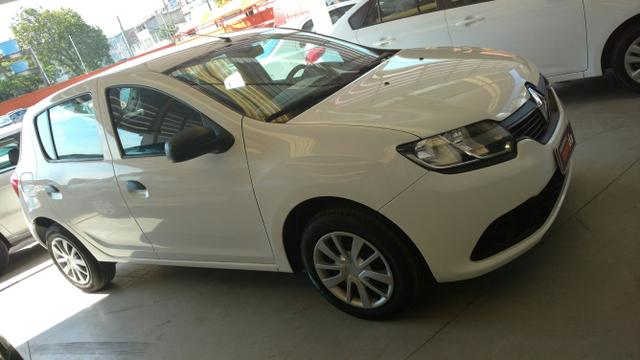 Sandero Authentique 1.0 12V Flex 2019 completo!! - Foto 4