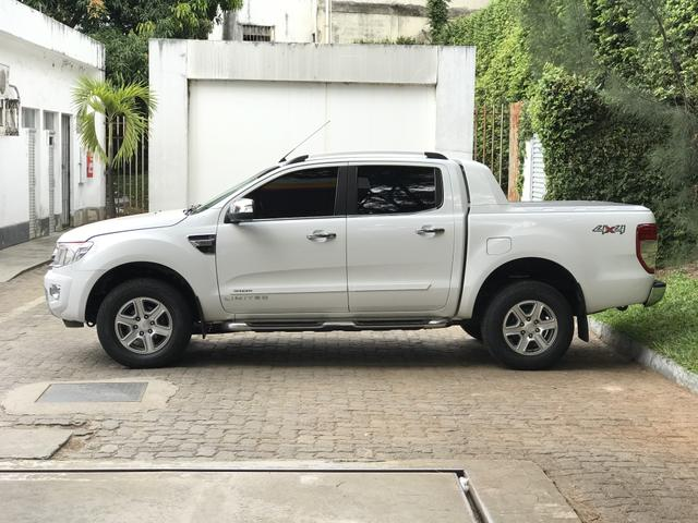 Ford ranger limited 3.2 4x4 diesel 2014 - Foto 16