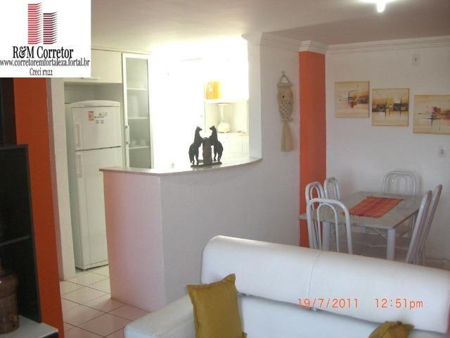 Apartamento por Temporada na Praia do Futuro em Fortaleza-CE (Whatsapp) - Foto 4