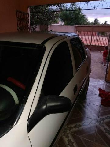 Vendo este carro corça sedan Whatsapp 9 92 05 94 34 ou 9 92 31 61 43 - Foto 9