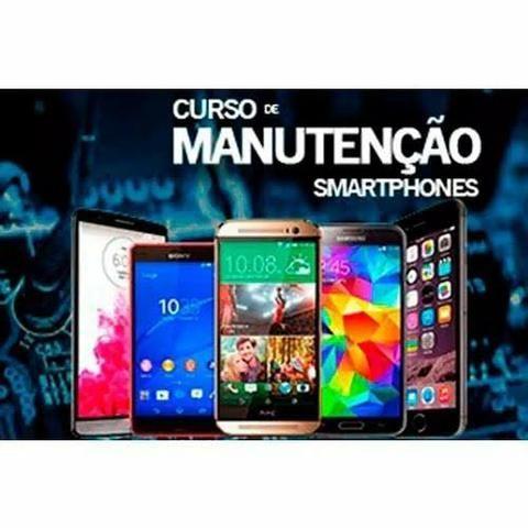 Curso manutenção de celular com certificado online