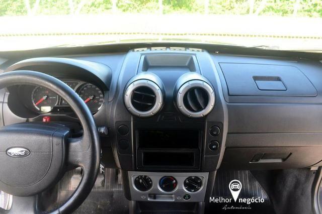 Ford Ecosport XLT FreeStyle 1.6 8v Flex Azul - Foto 9