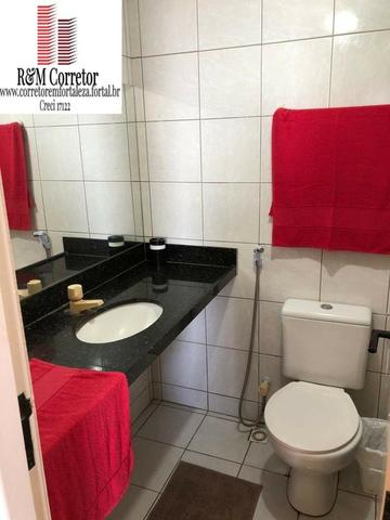 Apartamento por Temporada no Mucuripe em Fortaleza-CE (Whatsapp) - Foto 19