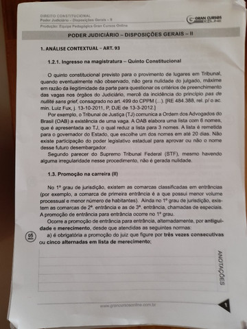 Apostila concurso técnico judiciário auxiliar