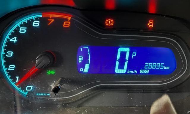Chevrolet Onix 1.4 Lt Aut. 5p - Foto 9