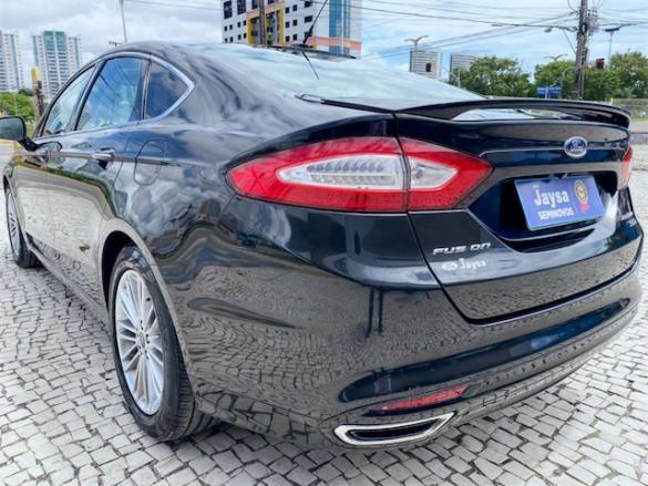 Ford fusion 2.0 titanium fwd 16v gasolina 4p automático - Foto 2