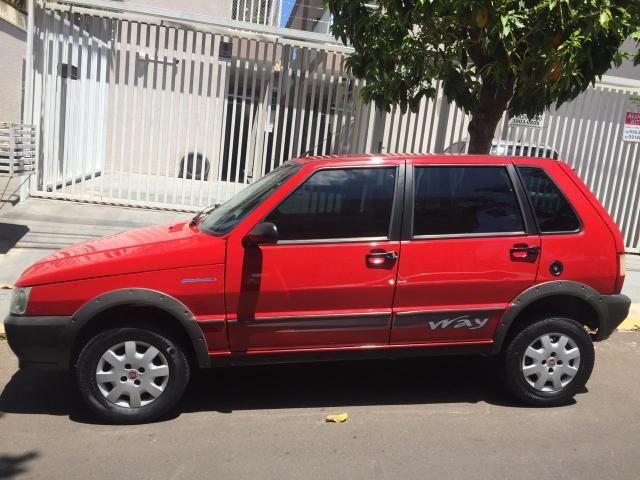 Fiat uno Way. Completo raridade - Foto 3