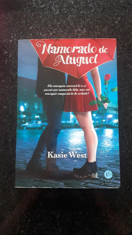 Livro Namorado de Aluguel - Kasie West