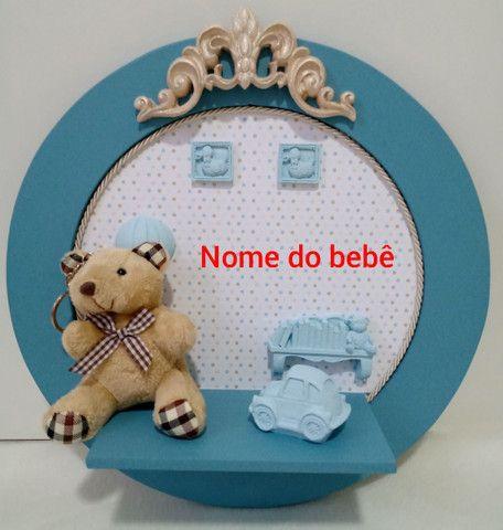 Placa decorativa bebê  - Foto 2