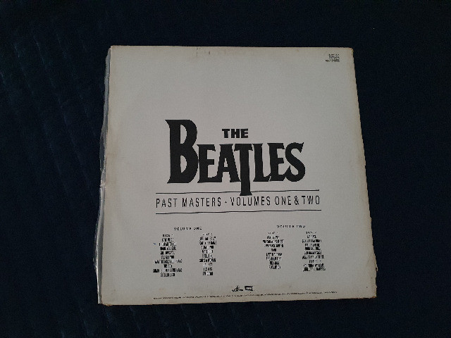 Vinil The Beatles Past Masters Volumes ONe & Two - Foto 2