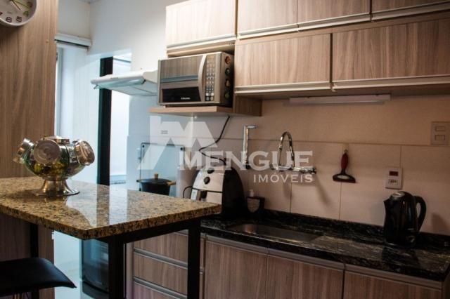 Apartamento à venda com 3 dormitórios em São sebastião, Porto alegre cod:10096 - Foto 12