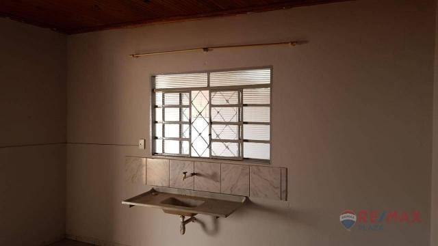 Casa com 2 dormitórios para alugar, 70 m² por R$ 900/mês - Trevo de Bady Bassit - Bady Bas - Foto 6