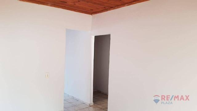 Casa com 2 dormitórios para alugar, 70 m² por R$ 900/mês - Trevo de Bady Bassit - Bady Bas - Foto 3