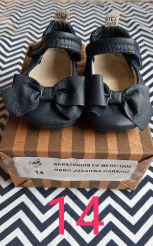 Sapatilhas Infantil Couro  - Foto 2