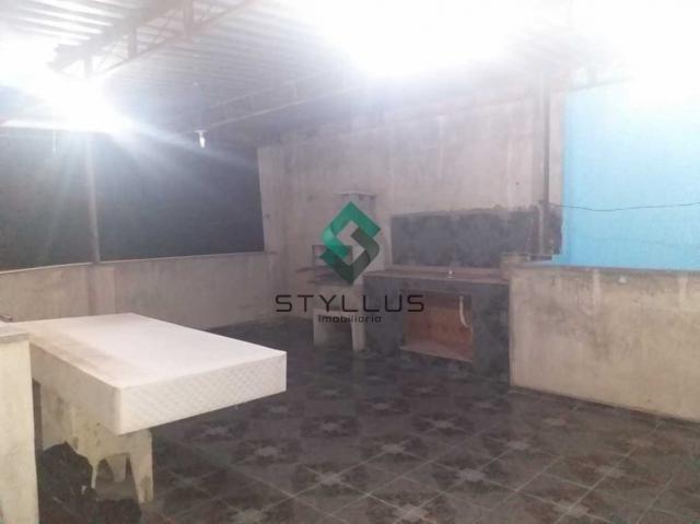 Casa de vila à venda com 3 dormitórios em Cachambi, Rio de janeiro cod:M71238 - Foto 20