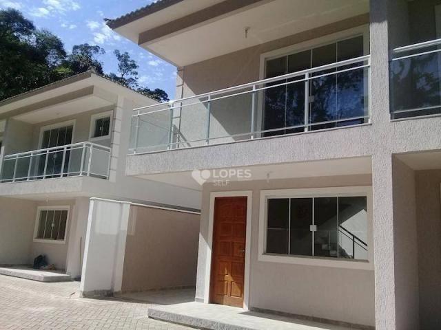 Casa com 3 dormitórios à venda, 134 m² por R$ 400.000,00 - Engenho do Mato - Niterói/RJ