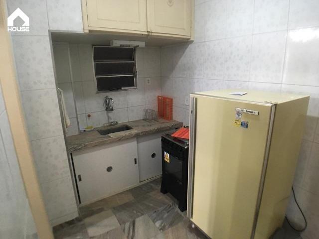 Apartamento para alugar com 1 dormitórios em Centro, Guarapari cod:H4980 - Foto 5