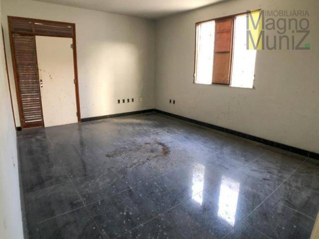 Casa com 4 dormitórios para alugar, 540 m² por R$ 11.000,00/mês - Dionisio Torres - Fortal - Foto 14