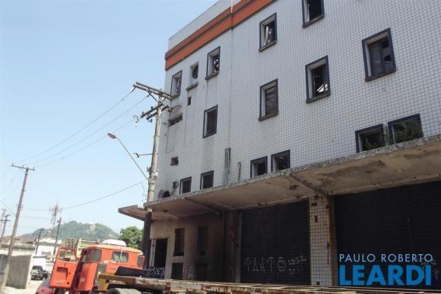 Galpão/depósito/armazém à venda em Vila matias, Santos cod:393267 - Foto 2