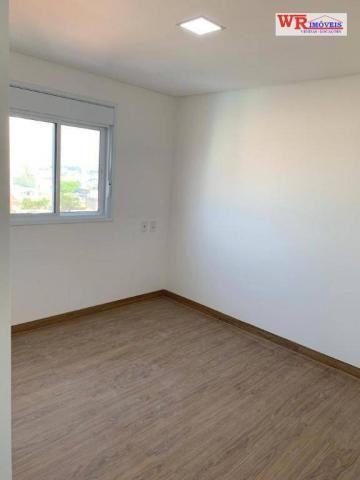 Apartamento com 2 dormitórios à venda, 66 m² por R$ 350.000,00 - Paulicéia - São Bernardo  - Foto 13